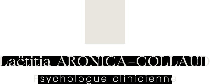 Logo Laetitia Aronica-Collaud